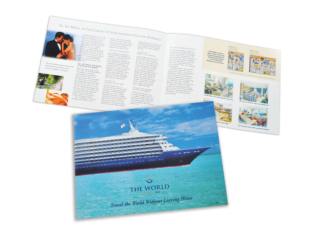The World of Residensea Sales Brochure